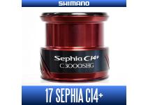 Шпуля Shimano 17 Sephia CI4+ C3000SHG