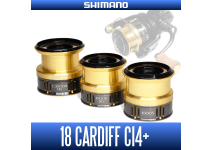 Шпуля Shimano 18 Cardiff CI4+ C3000MHG