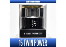 Шпуля Shimano 15 Twin Power 4000