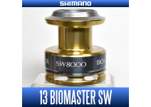 Шпуля Shimano 13 Biomaster SW 8000