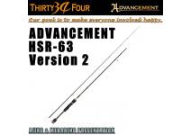 Thirty34Four Advancement HSR-63 Version2