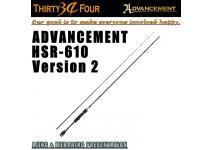 Thirty34Four Advancement HSR-610 Version2