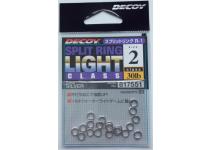 Кольца заводные Decoy Split Ring Light