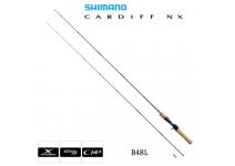 Shimano 15 Cardiff NX B48L