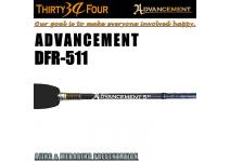 Thirty34Four Advancement DFR-511