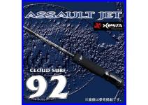 Xesta Assault Jet Round Surf 92