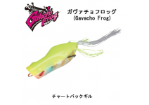 Jackall Gavacho Frog Chartback Gil