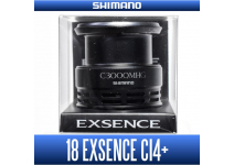 Шпуля Shimano 18 Exsence CI4 + 4000MXG