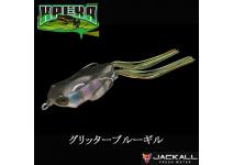 Jackall Kaera Glitter Blue Gill Frog