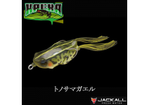 Jackall Kaera Tonosome Frog