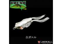 Jackall Kaera White Gael Frog