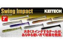 "Keitech Swing Impact 2"""