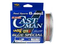 YGK G-Soul Super Castman WX8 Blue Special 200m