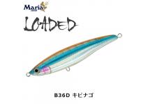 YAMARIA Loaded F140 B36D