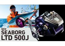 Daiwa 18 Seaborg LTD 500J