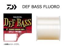 Daiwa DEF BASS FLUORO 300m