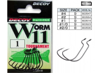 Decoy Worm 11 Tournament