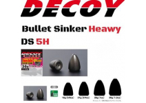 Грузило Decoy Sinker Bullet Heavy DS-5H