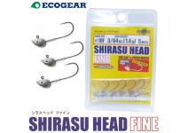Ecogear SHIRASU Head Fine  #6
