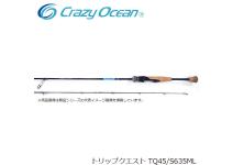Crazy Ocean Trip Quest TQ45/S635ML